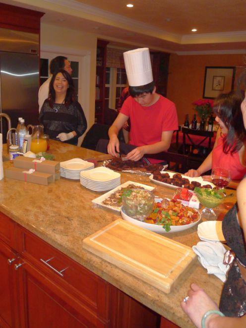 Annie bd 2012 for Allez cuisine iron chef