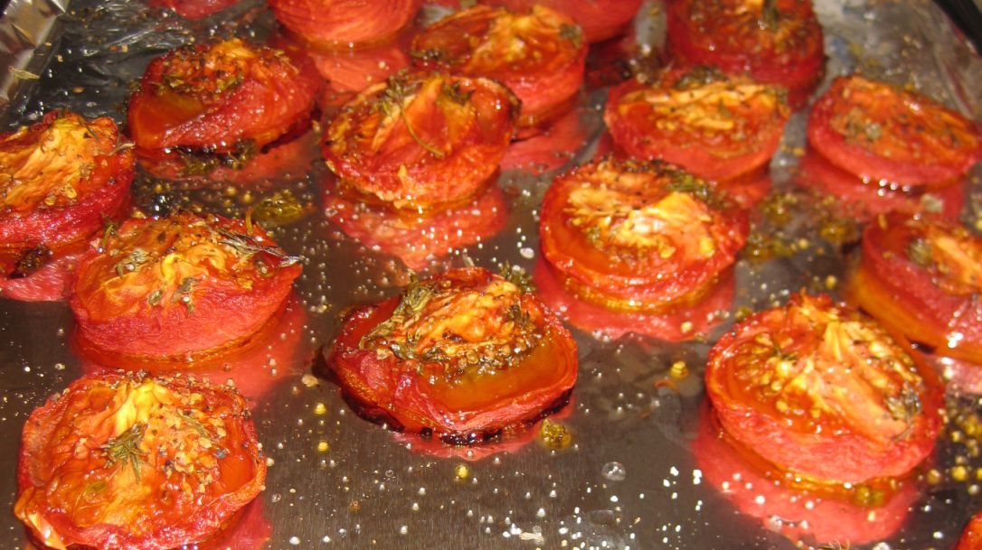 Tomato Confit Recipe — Dishmaps